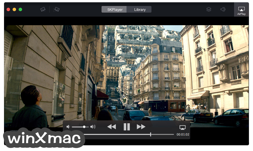 5KPlayer for Mac Screenshot 4