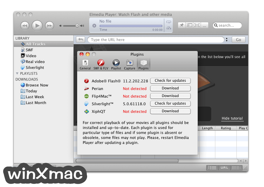 Elmedia Player for Mac Screenshot 3