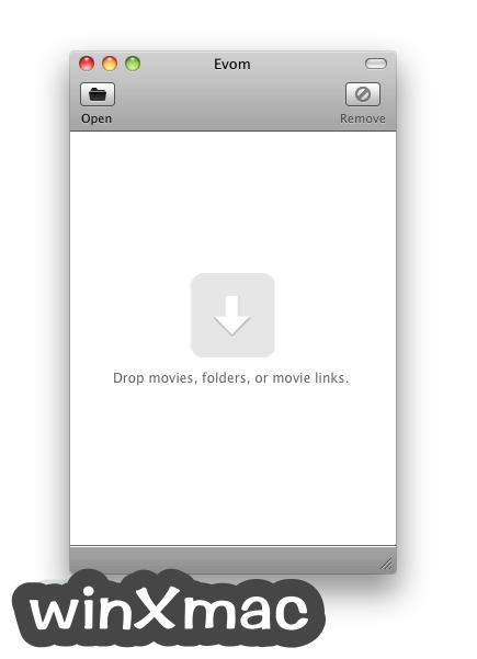 Evom for Mac Screenshot 1