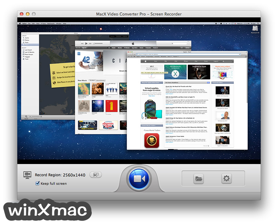 MacX Video Converter Pro Screenshot 4
