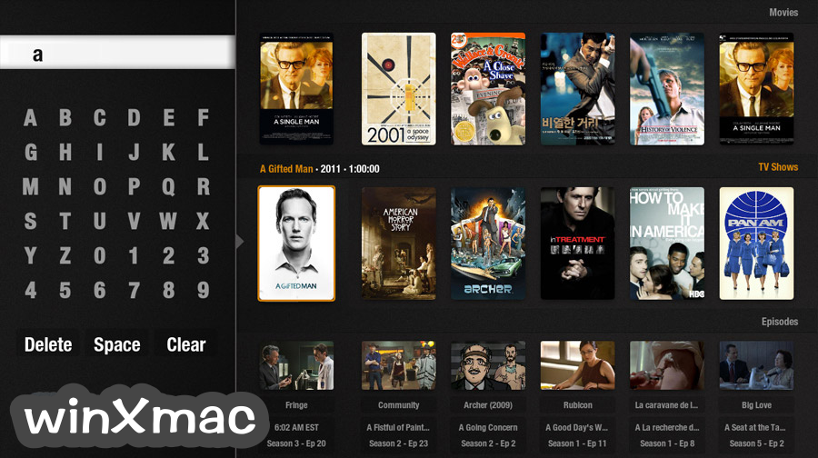 Plex Home Theater for Mac (64-bit) Screenshot 2