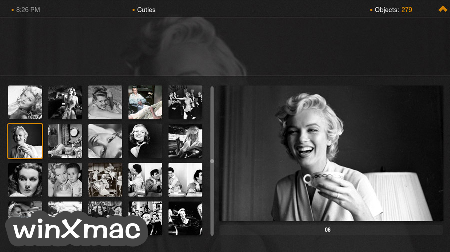 Plex Home Theater for Mac (64-bit) Screenshot 4