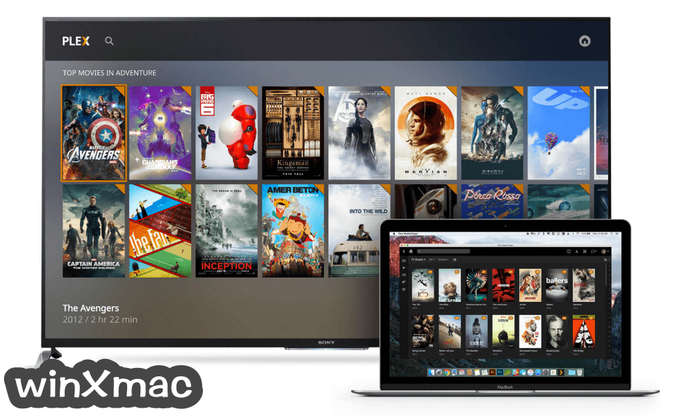 Plex Media Player for Mac Screenshot 3