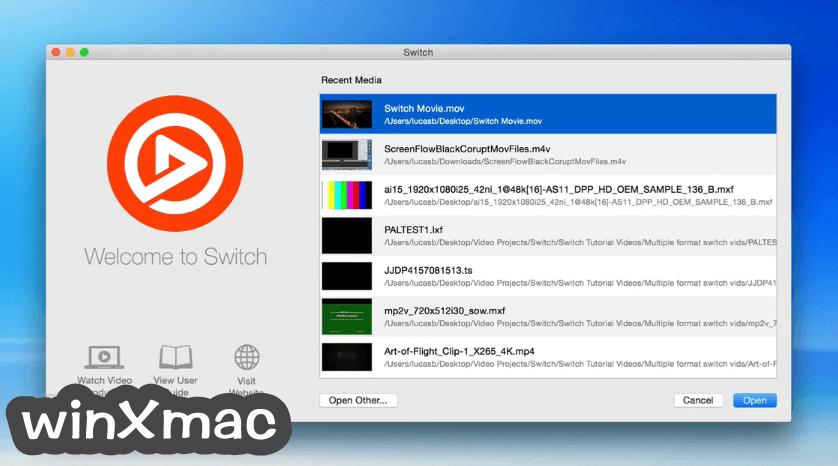 Switch for Mac Screenshot 1