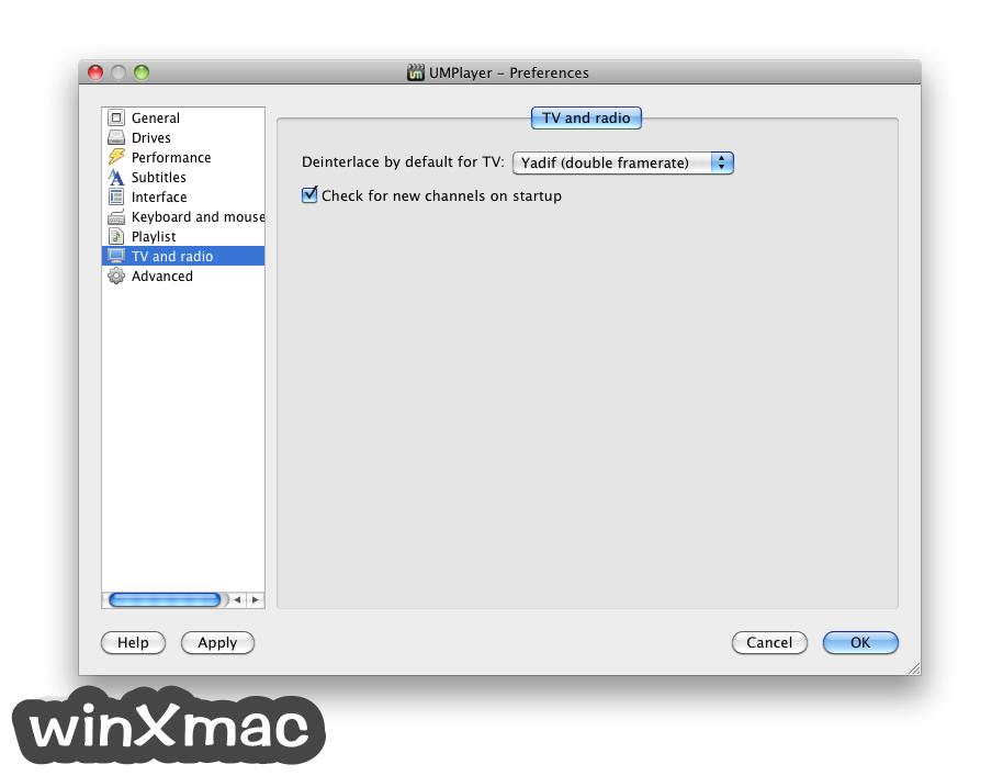 UMPlayer for Mac Screenshot 3