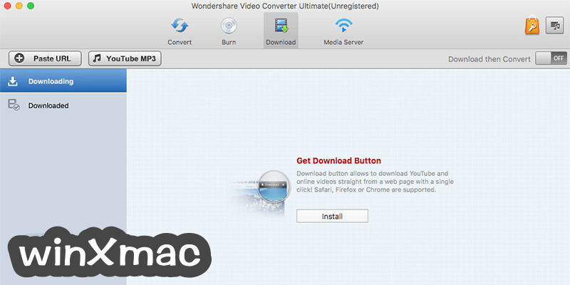 Wondershare Video Converter for Mac Screenshot 4