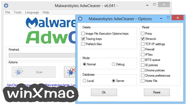 AdwCleaner Screenshot 5