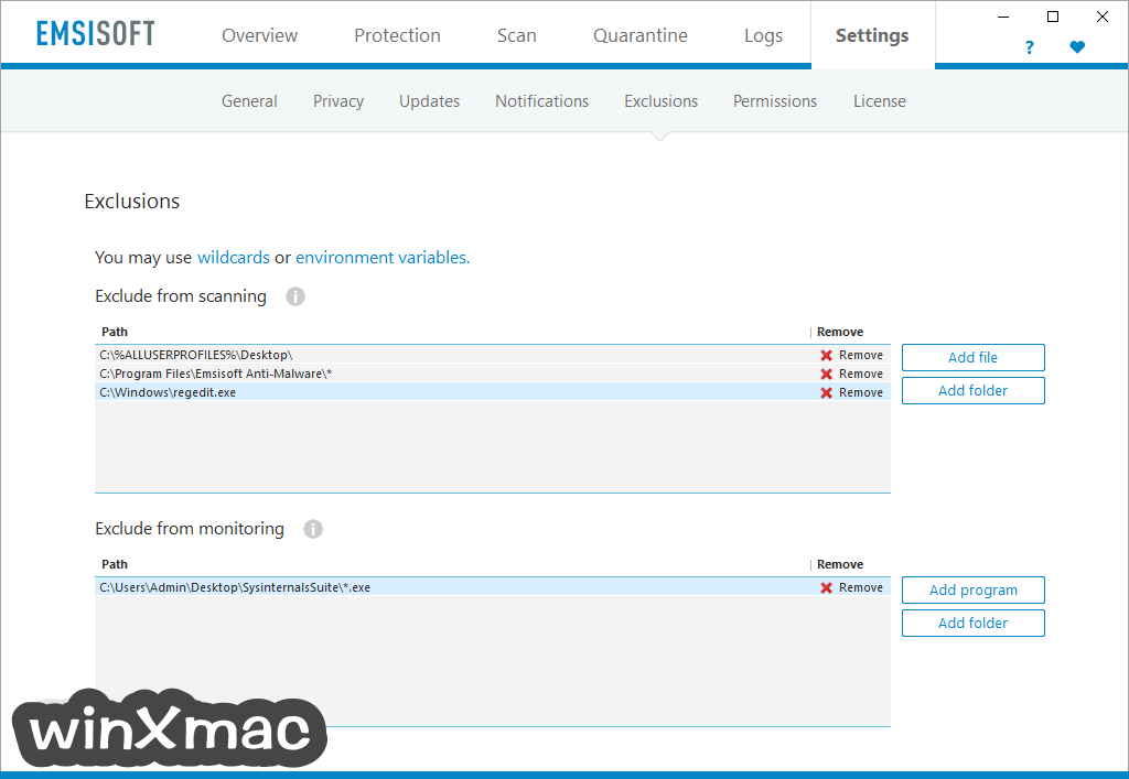 Emsisoft Anti-Malware Screenshot 4