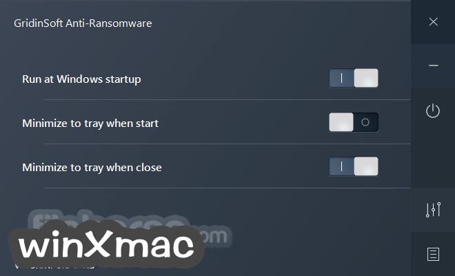 GridinSoft Anti-Ransomware Screenshot 3