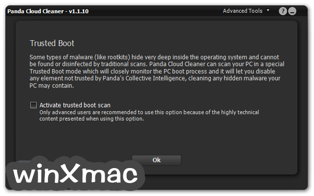 Panda Cloud Cleaner Screenshot 3