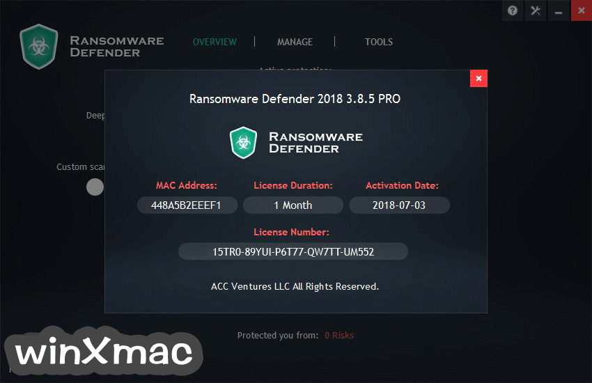 Ransomware Defender Screenshot 2