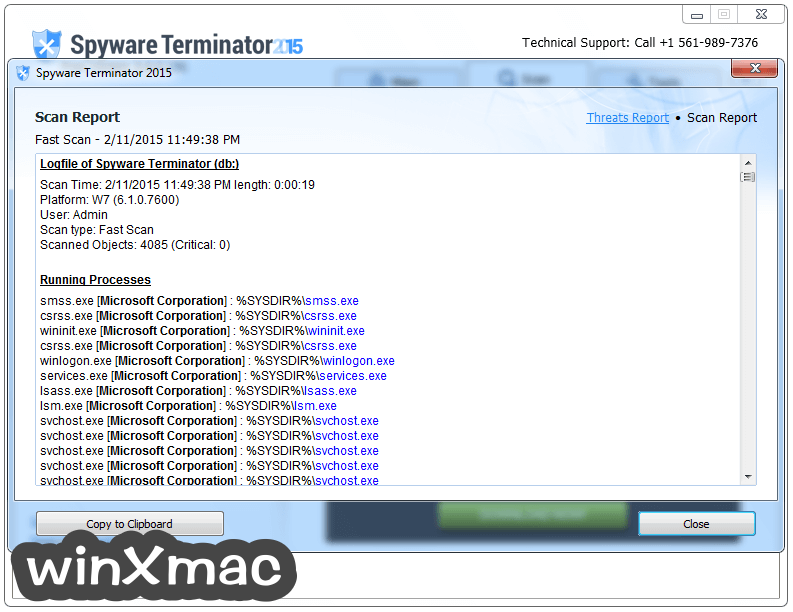 Spyware Terminator Screenshot 3