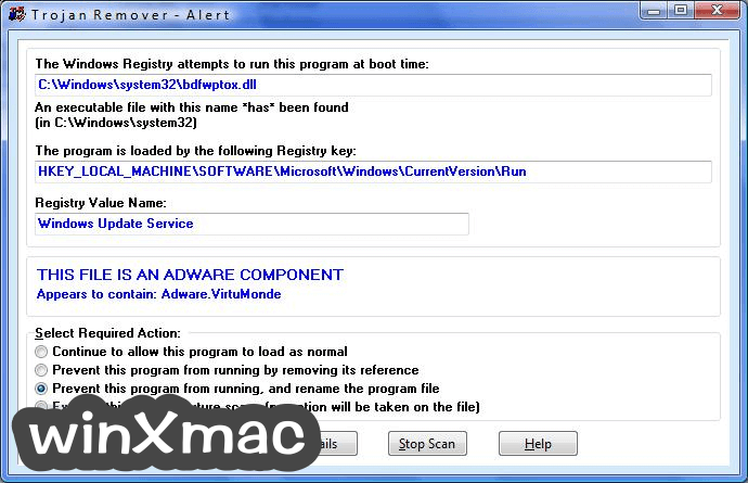 Trojan Remover Screenshot 4