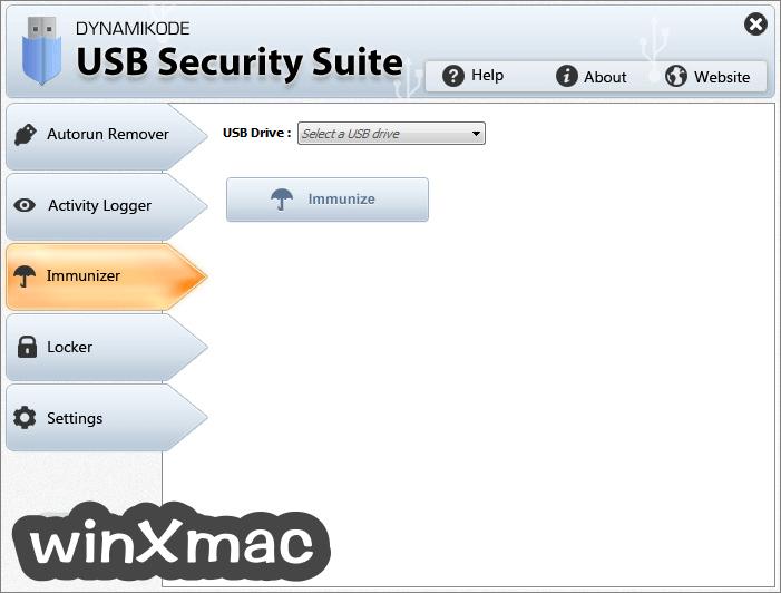 USB Security Suite Screenshot 3