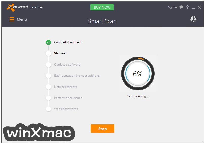 Avast Premier Screenshot 2