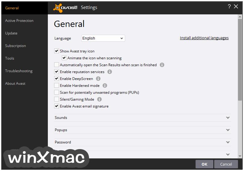 Avast Premier Screenshot 3