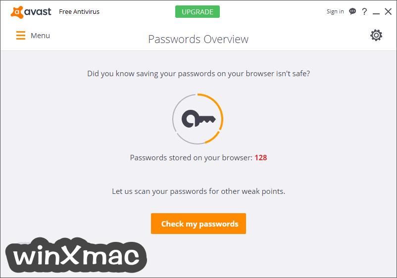 Avast Free Antivirus Screenshot 3