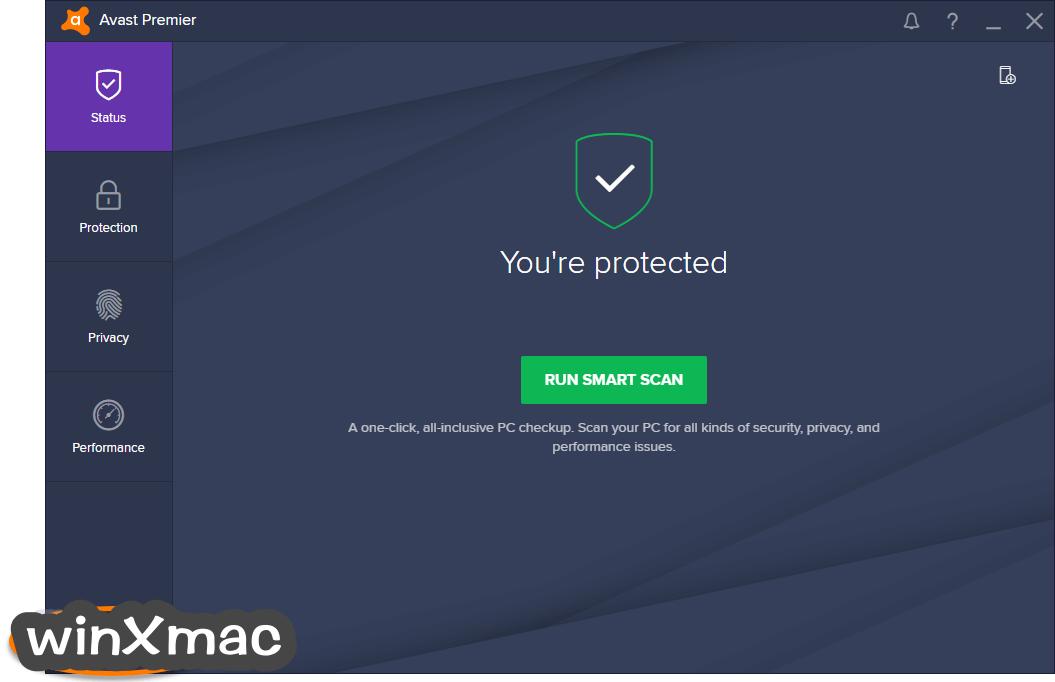 Avast Virus Definitions Screenshot 1
