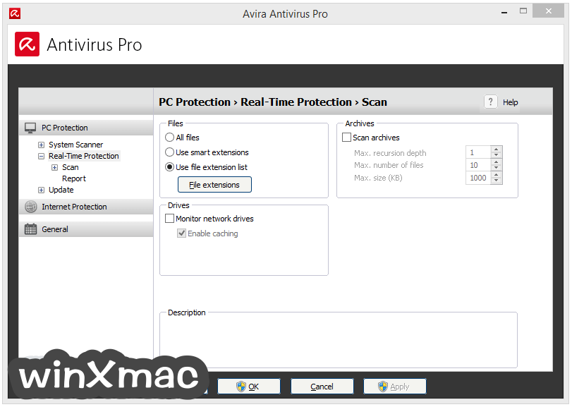Avira Antivirus Pro Screenshot 3