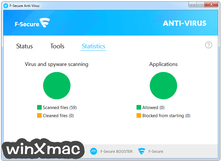 F-Secure Antivirus Screenshot 4