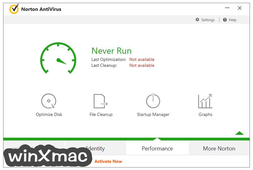 Norton AntiVirus Screenshot 4