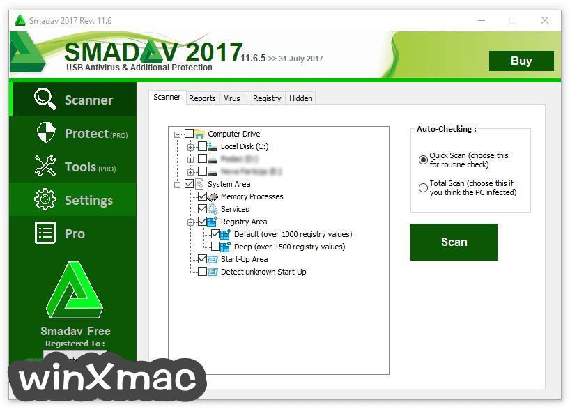 Smadav Antivirus Screenshot 1