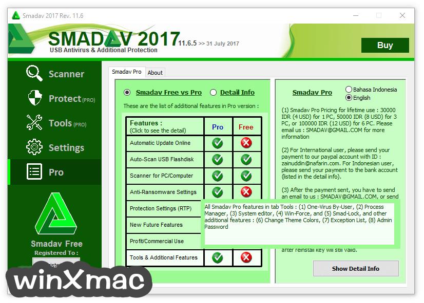 Smadav Antivirus Screenshot 2