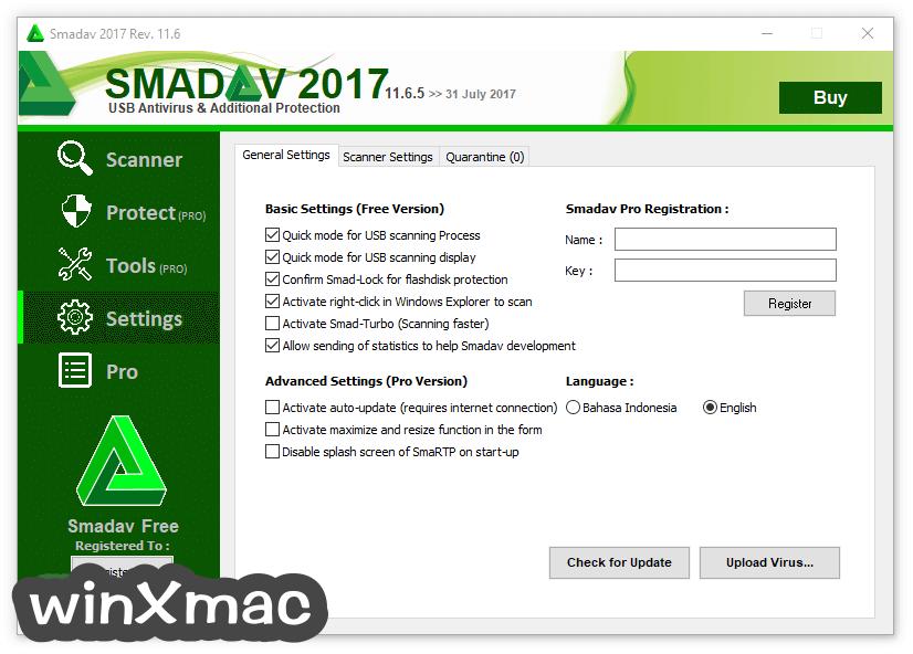 Smadav Antivirus Screenshot 3