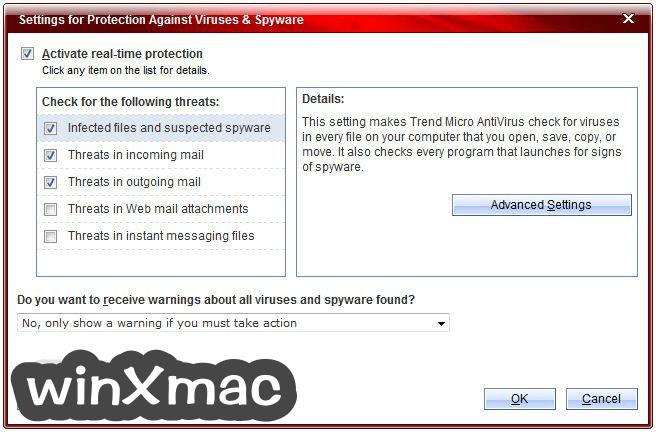 Trend Micro Antivirus+ (64-bit) Screenshot 4