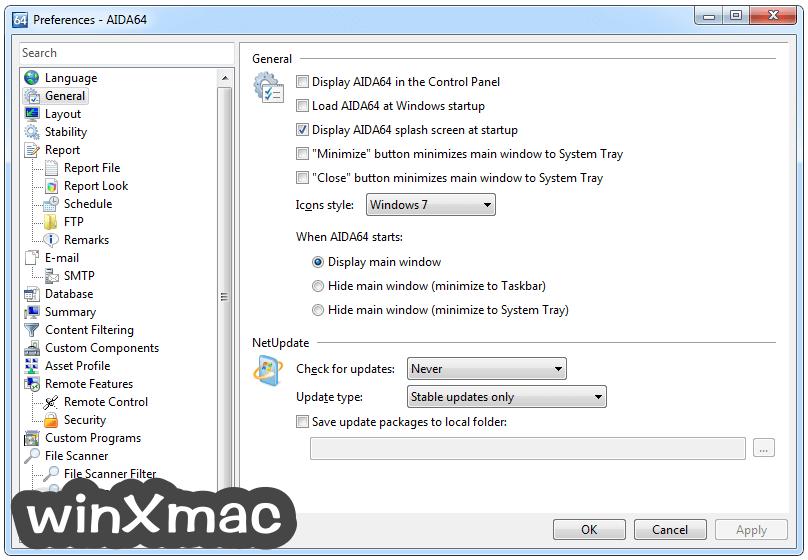 AIDA64 Business Edition Screenshot 5