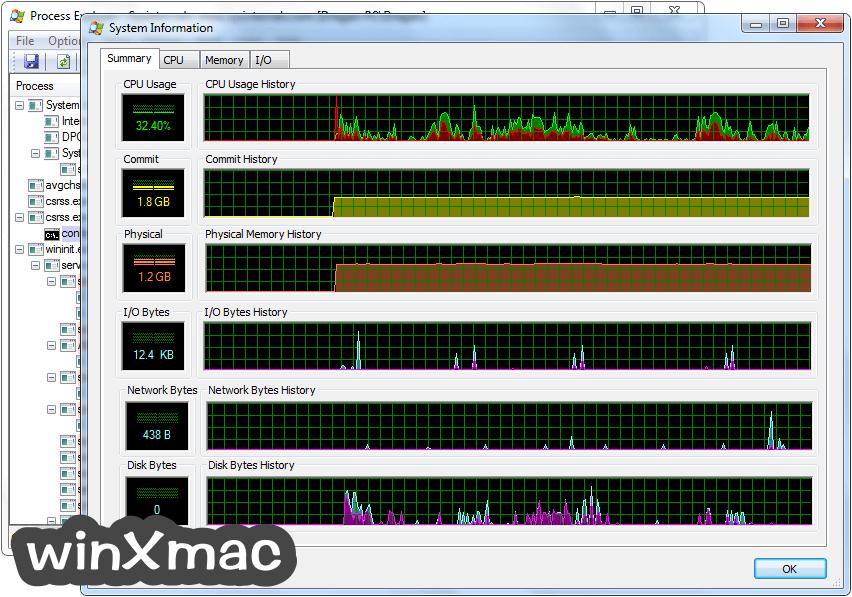 Process Explorer Screenshot 3