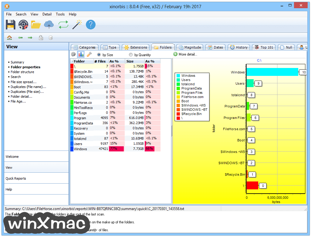 Xinorbis (32-bit) Screenshot 4
