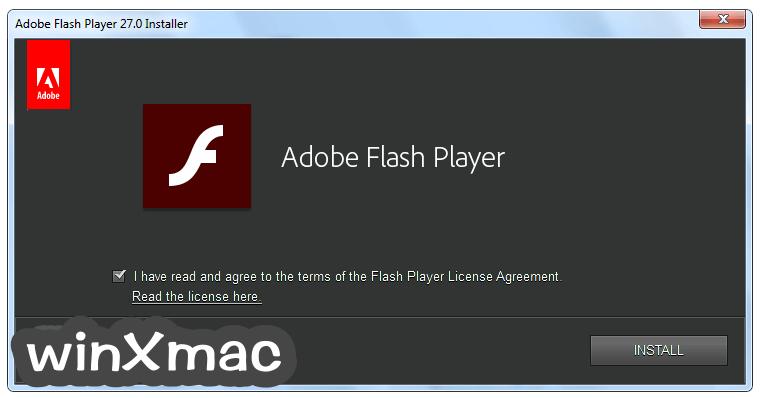 Flash Player (Opera/Chrome) Screenshot 1
