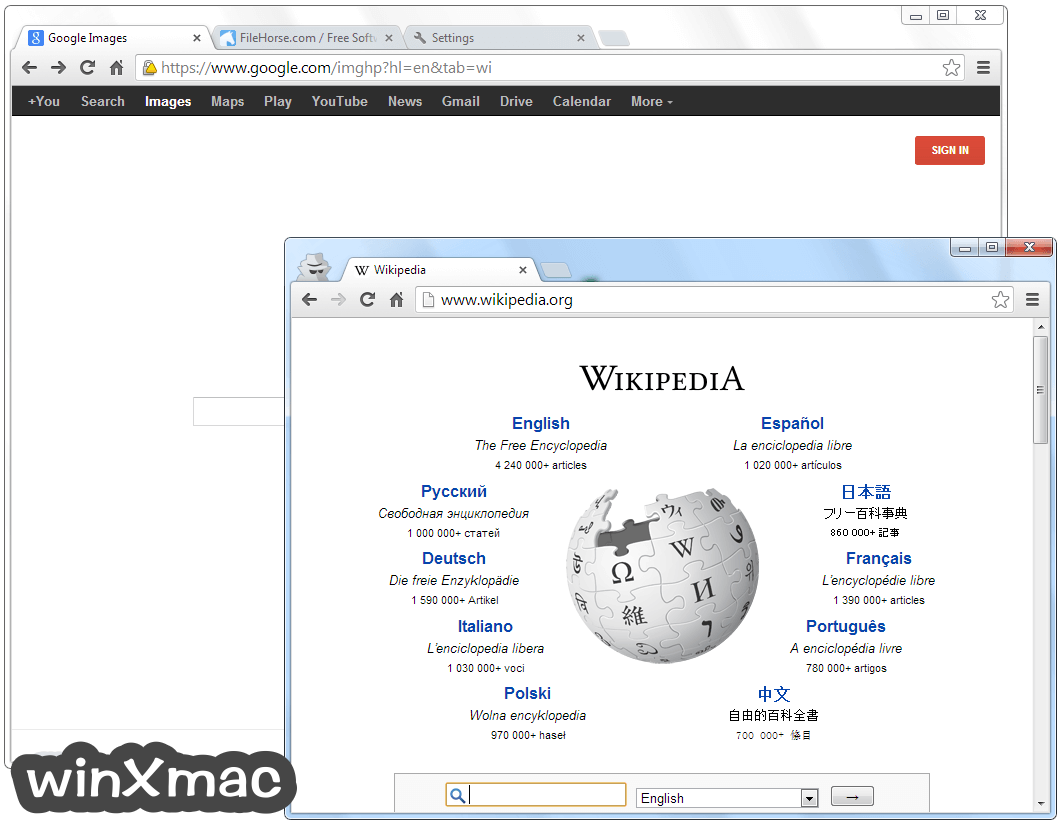 Google Chrome (32-bit) Screenshot 2