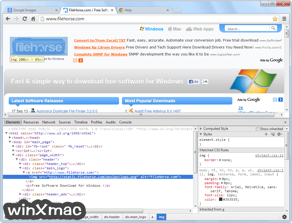 Google Chrome (32-bit) Screenshot 3