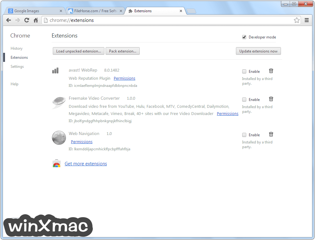 Google Chrome (32-bit) Screenshot 4