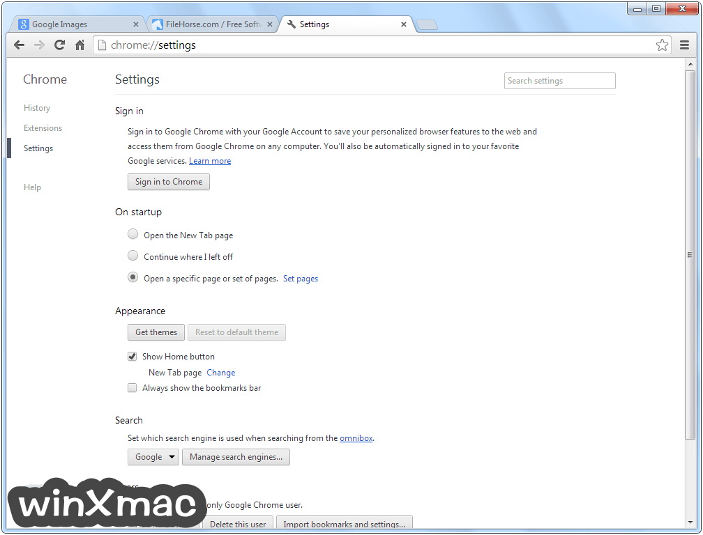 Google Chrome (32-bit) Screenshot 5
