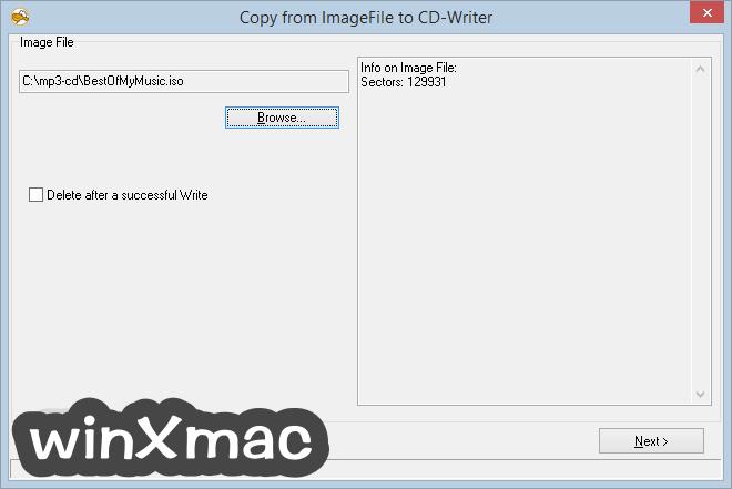 CloneCD Screenshot 2
