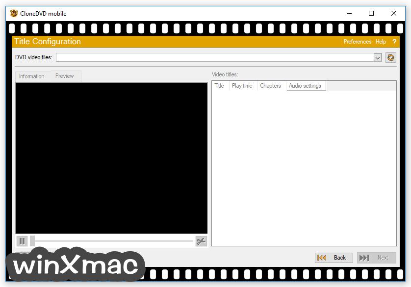 CloneDVD Mobile Screenshot 3