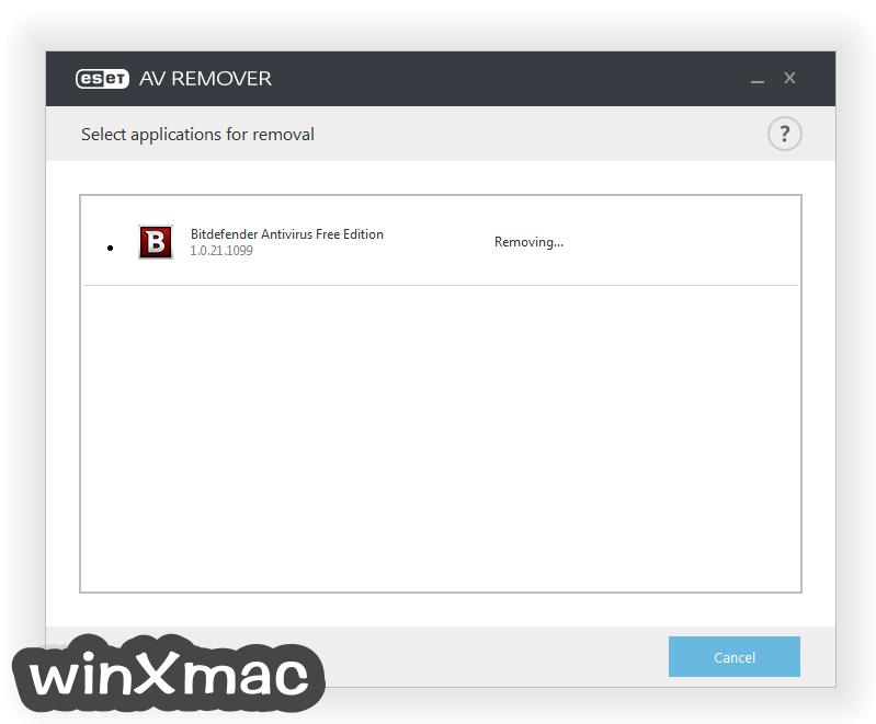 ESET AV Remover (64-bit) Screenshot 3