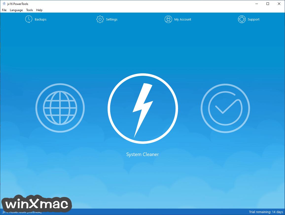 jv16 PowerTools Screenshot 1