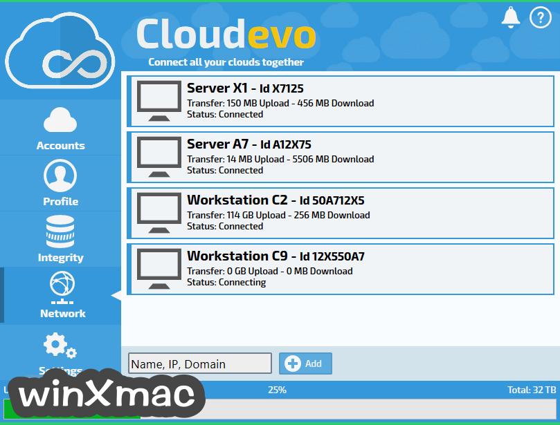 Cloudevo Screenshot 3