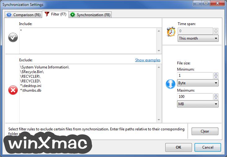 FreeFileSync Screenshot 3