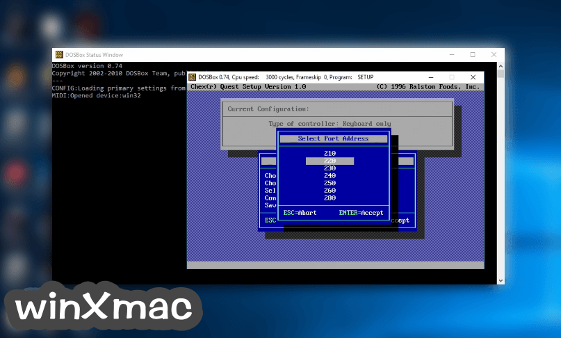 DOSBox Screenshot 2