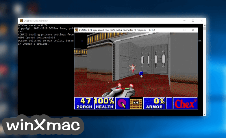 DOSBox Screenshot 3