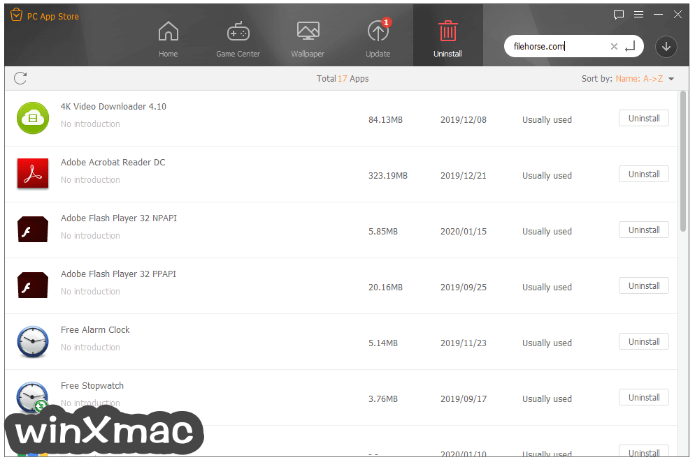 PC App Store Screenshot 5