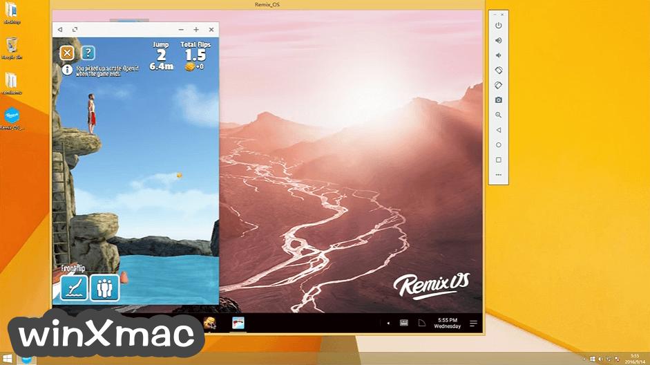 Remix OS Player Screenshot 3