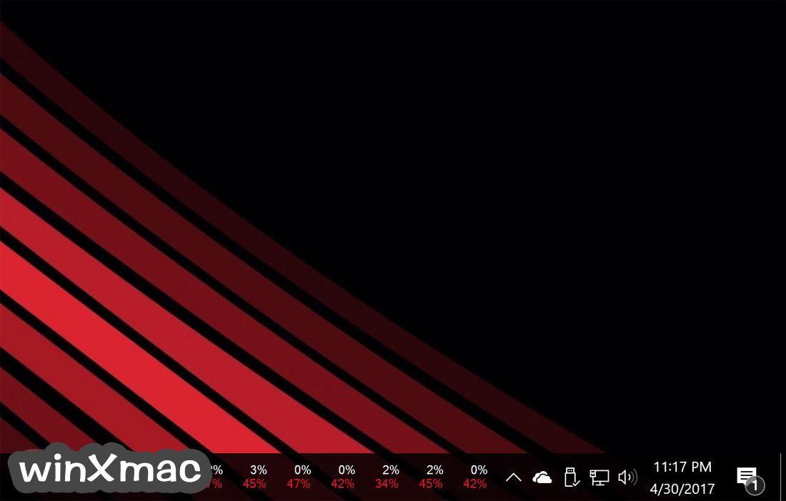 XMeters Screenshot 4