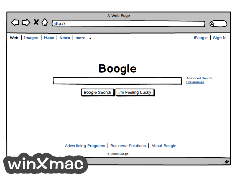 Balsamiq Mockups Screenshot 3