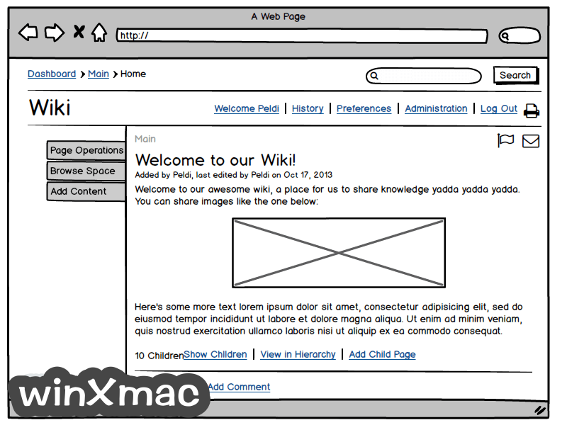 Balsamiq Mockups Screenshot 5
